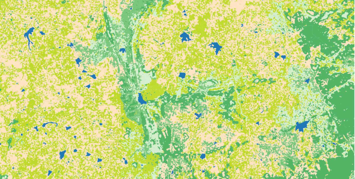 Mapping land use – can machine learning help??