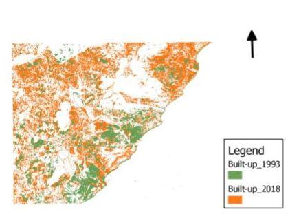 Urban, Visakhapatnam, Spatial Analytics, Land Use