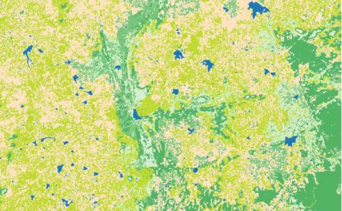 Land use, Conservation, Sustainability, Remote Sensing, Machine Learning